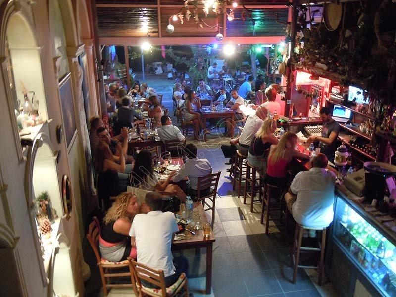 Avşa Hotel Europa Otel Restaurant 07