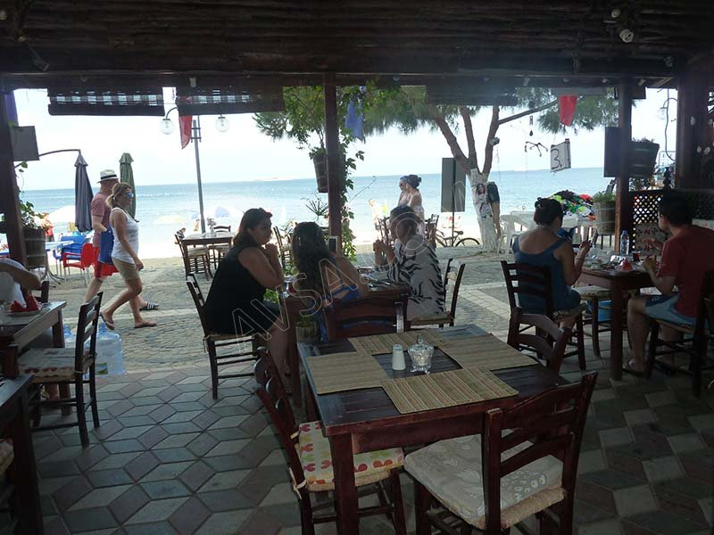 Avşa Hotel Europa Otel Restaurant 02