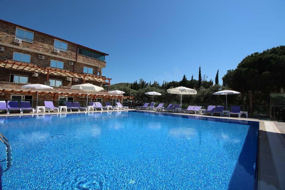 Avşa Mavi Koy Beach Resort Otel 20