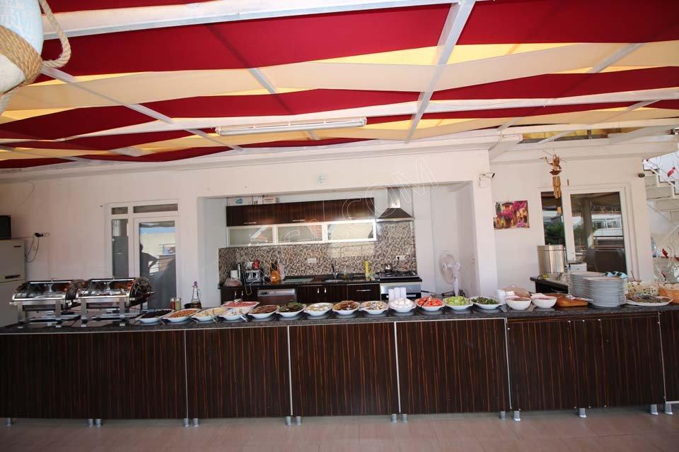 Nehir Delüx Otel Kahvaltı Salonu