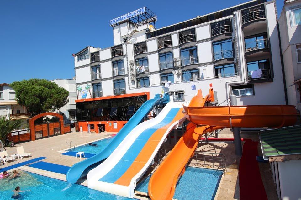 Avşa Özkaptan Aqua Otel 07