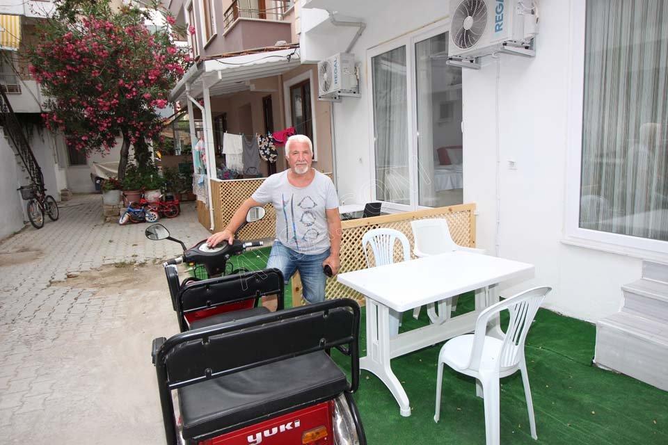 Avşa Volkan Şenay Apart Motel 38