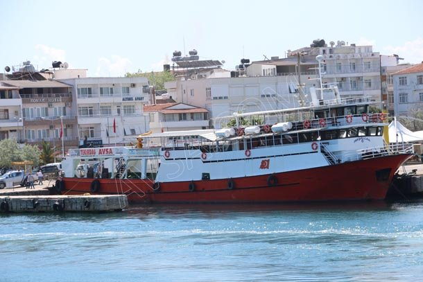 Avşa Buğra Kaptan Gemisi