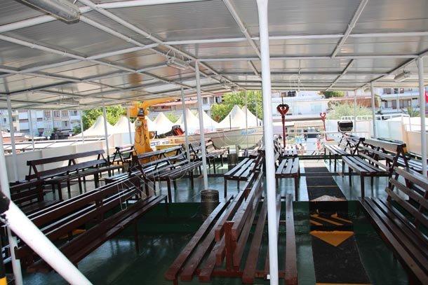 Avşa Buğra Kaptan Gemisi 11