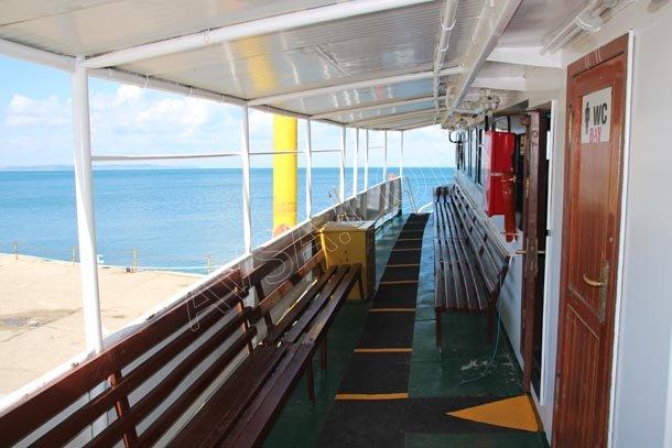 Avşa Buğra Kaptan Gemisi 12