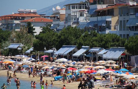 Avşa Sahil Fotoğrafları 2017 Yılı